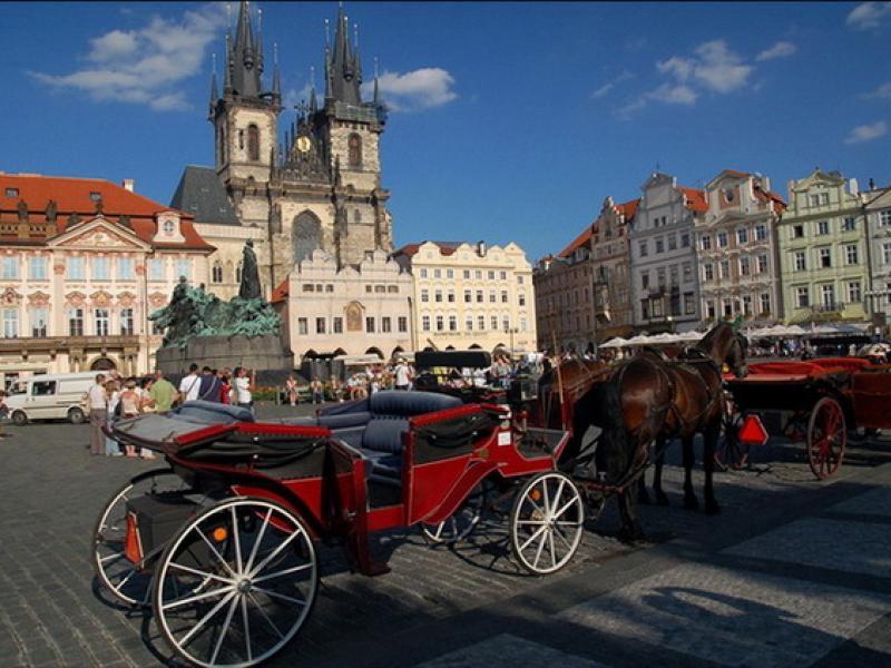 Правила поведения в Чехии