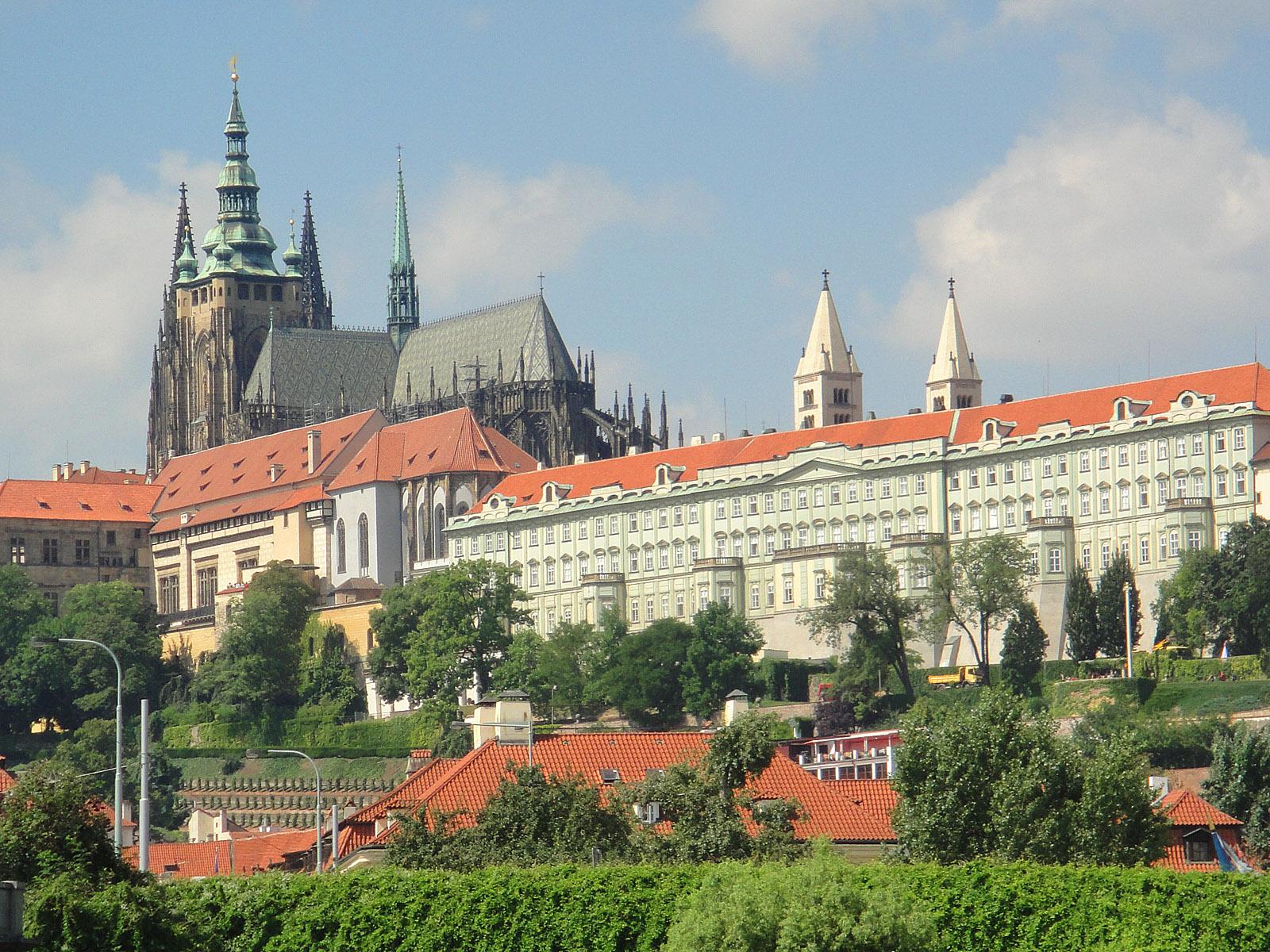Добро пожаловать в замки Чехии!