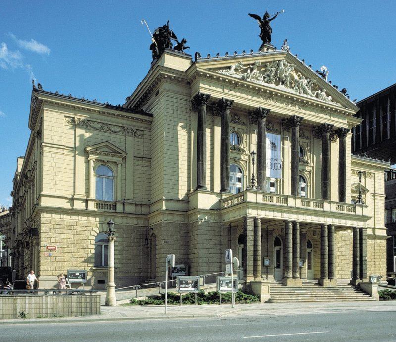 Ставовский театр Прага