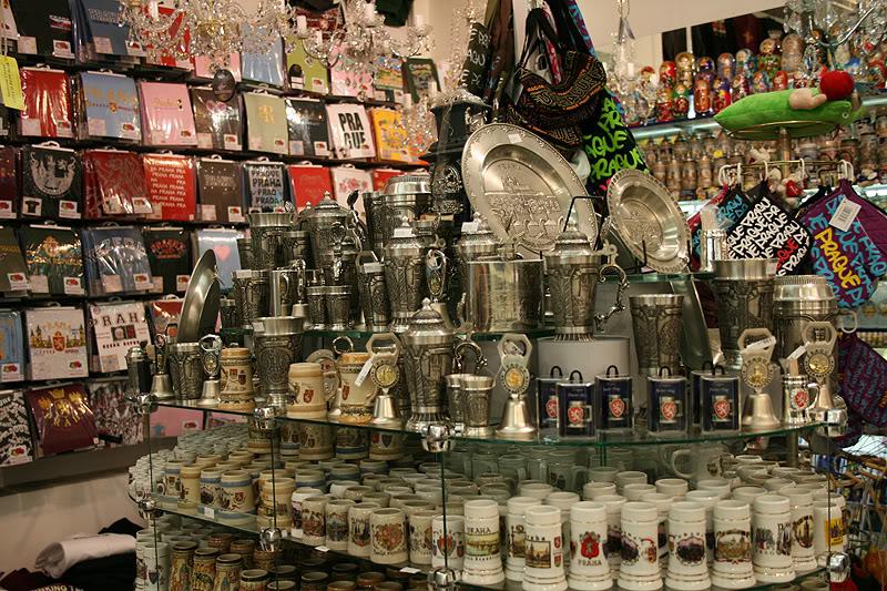 Чехия: выбираем сувениры!