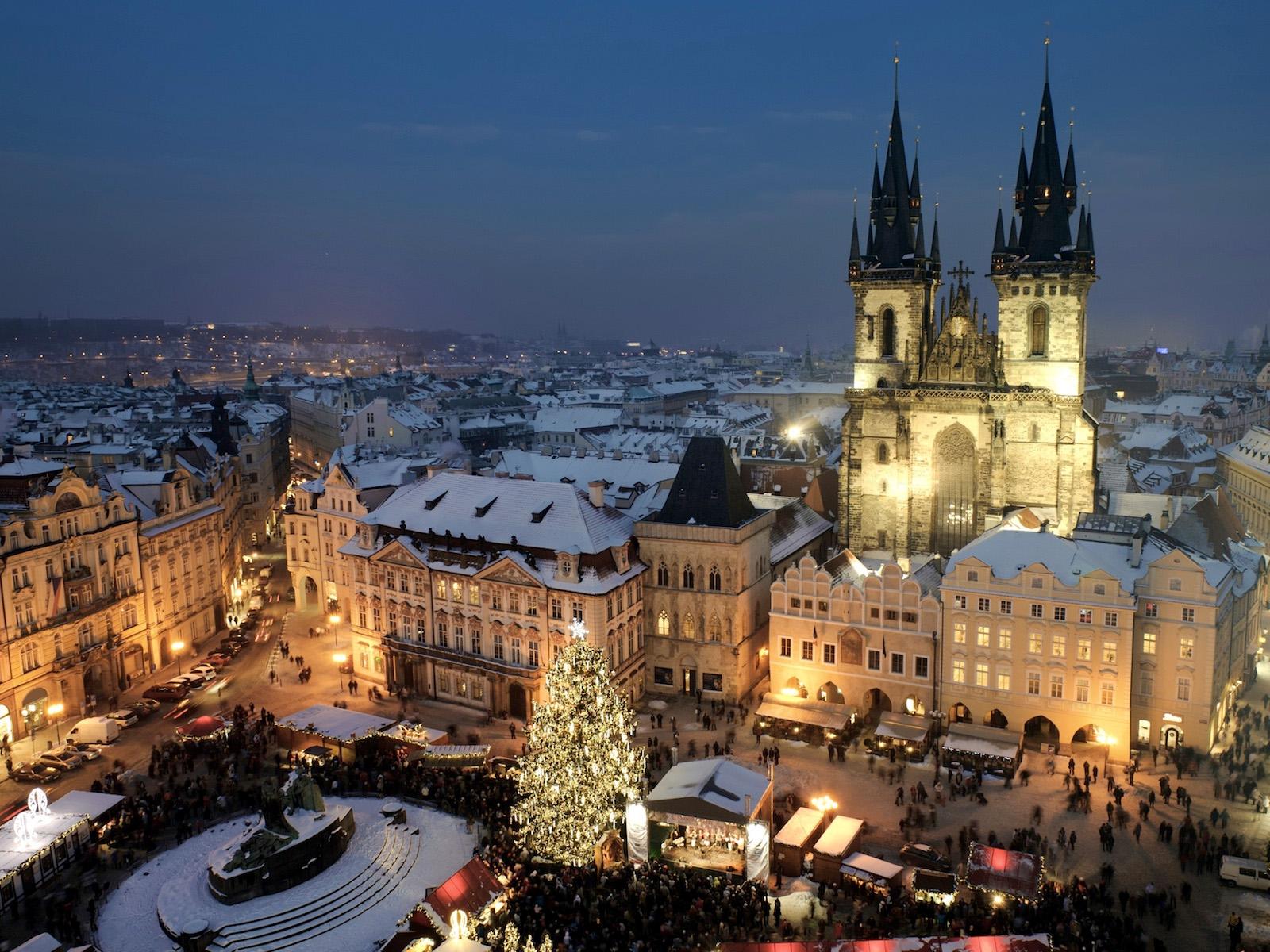 Туры в Прагу-2