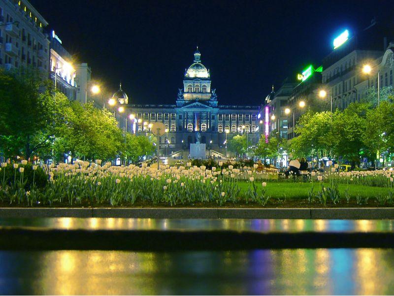 Прага город красоты