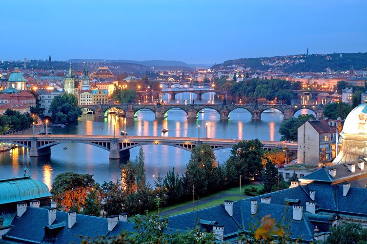 Прага - жемчужина Европы