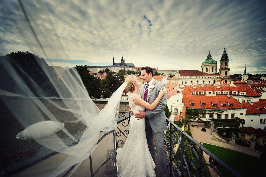 Свадьбы в Праге