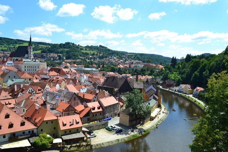 Чехия, Крумлов