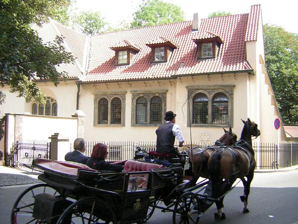 Чехия, Прага еврейский квартал