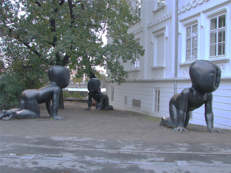 Интересные места Праги