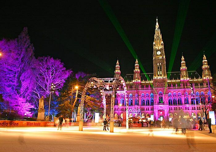 Новый год Прага