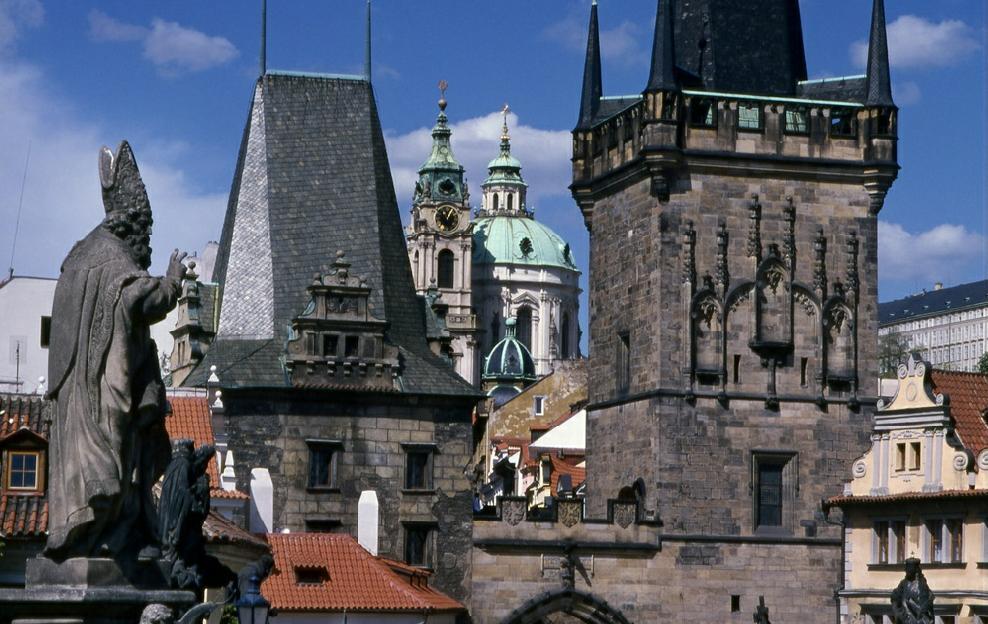 Прага красота