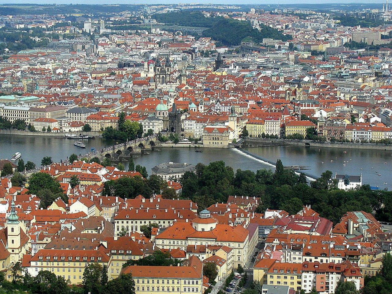 Прага экскурсии для туристов