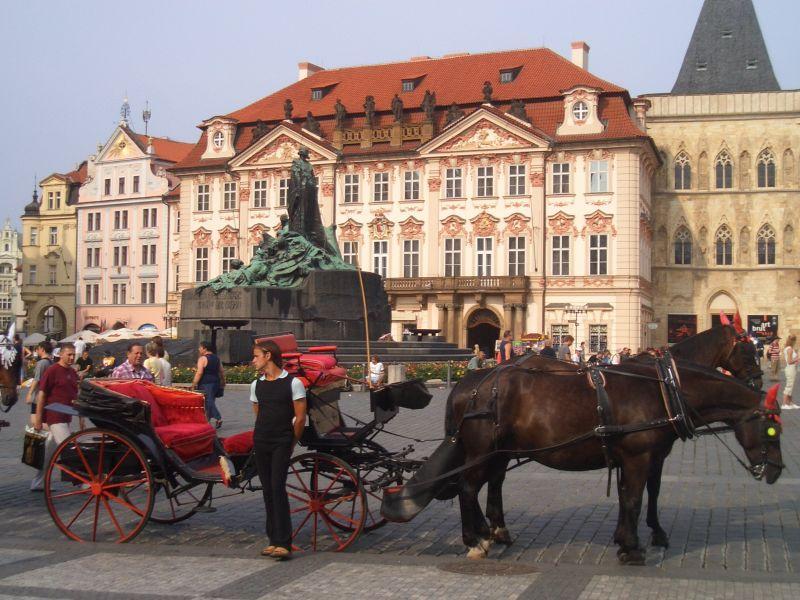 Прага экскурсии