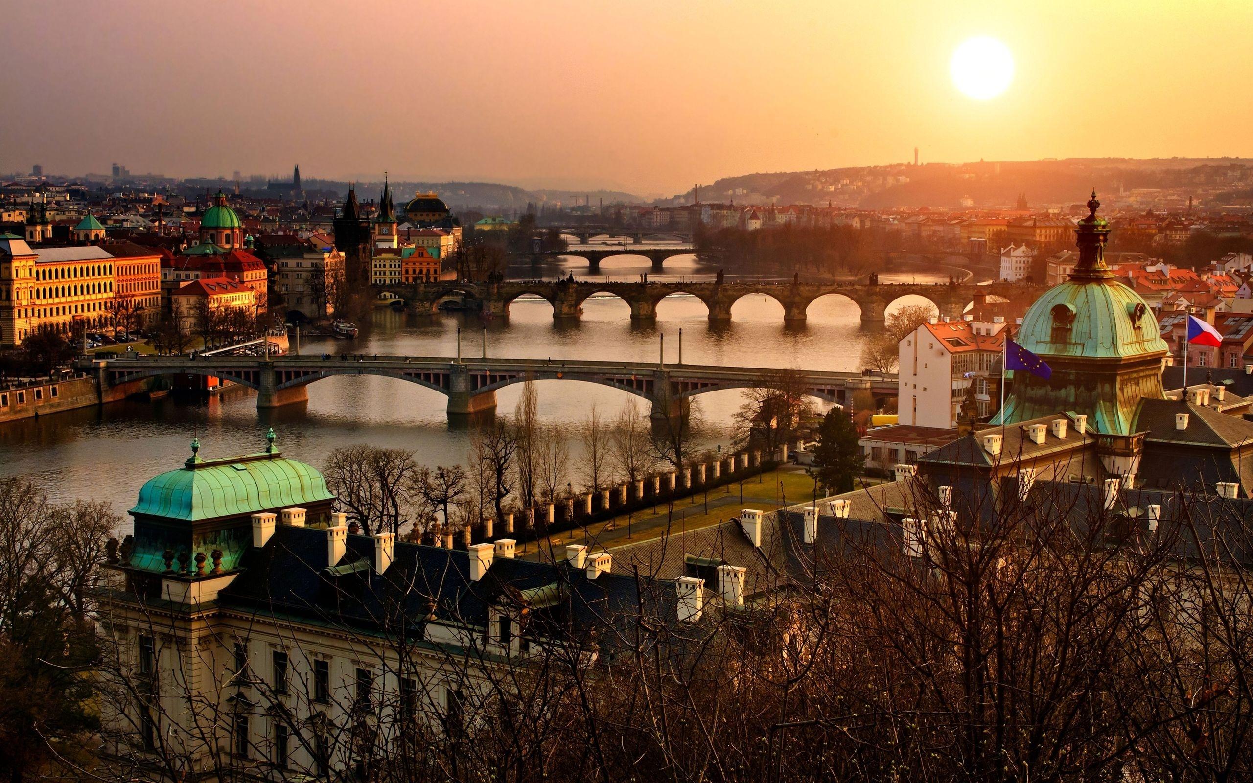 Злата Прага - столица Чехии
