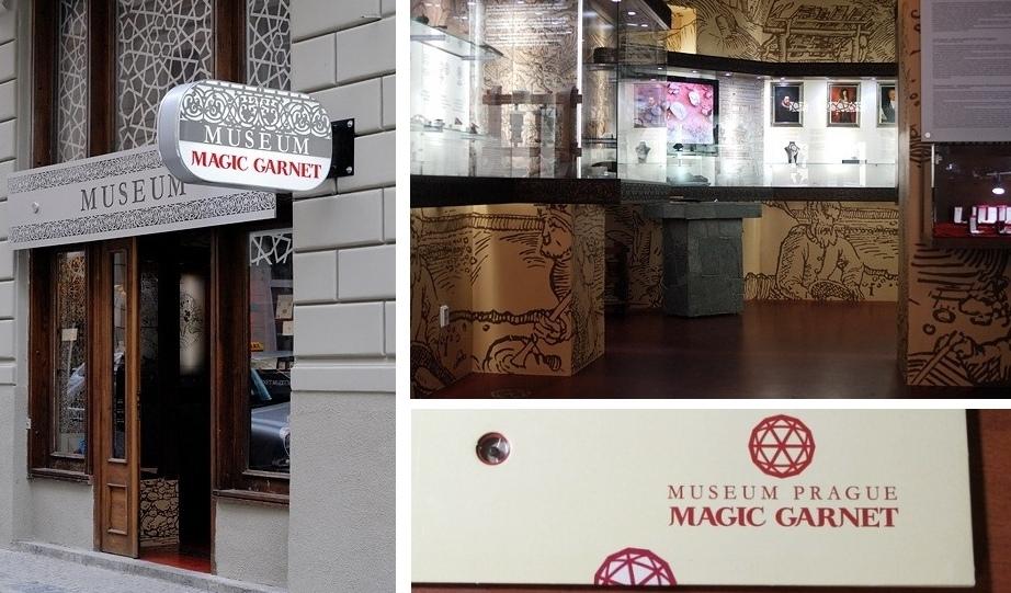 Музей граната в Праге