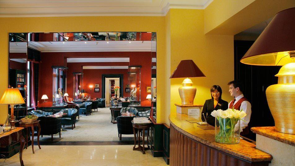 отель Hotel Le Palais