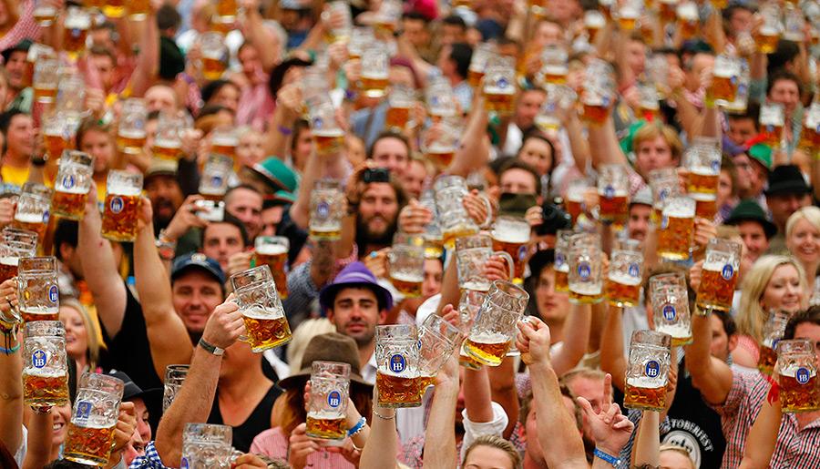 Пивные фестивали Чехии