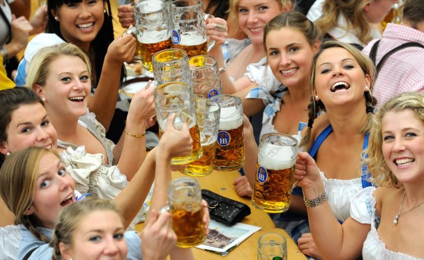 Пивные фестивали в Праге