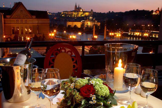 Прага рестораны