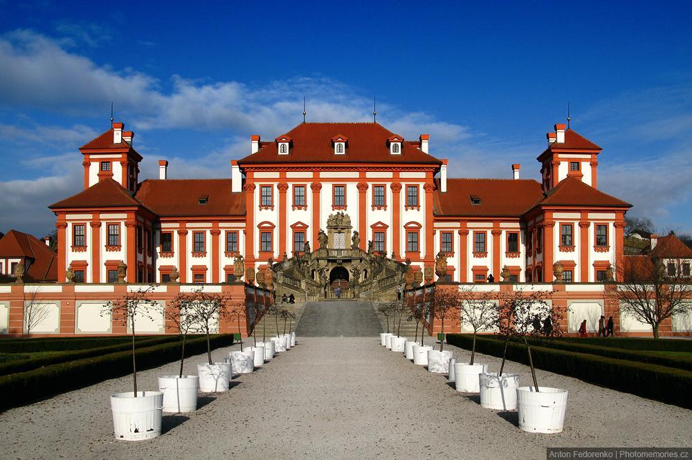 Тройский замок Прага