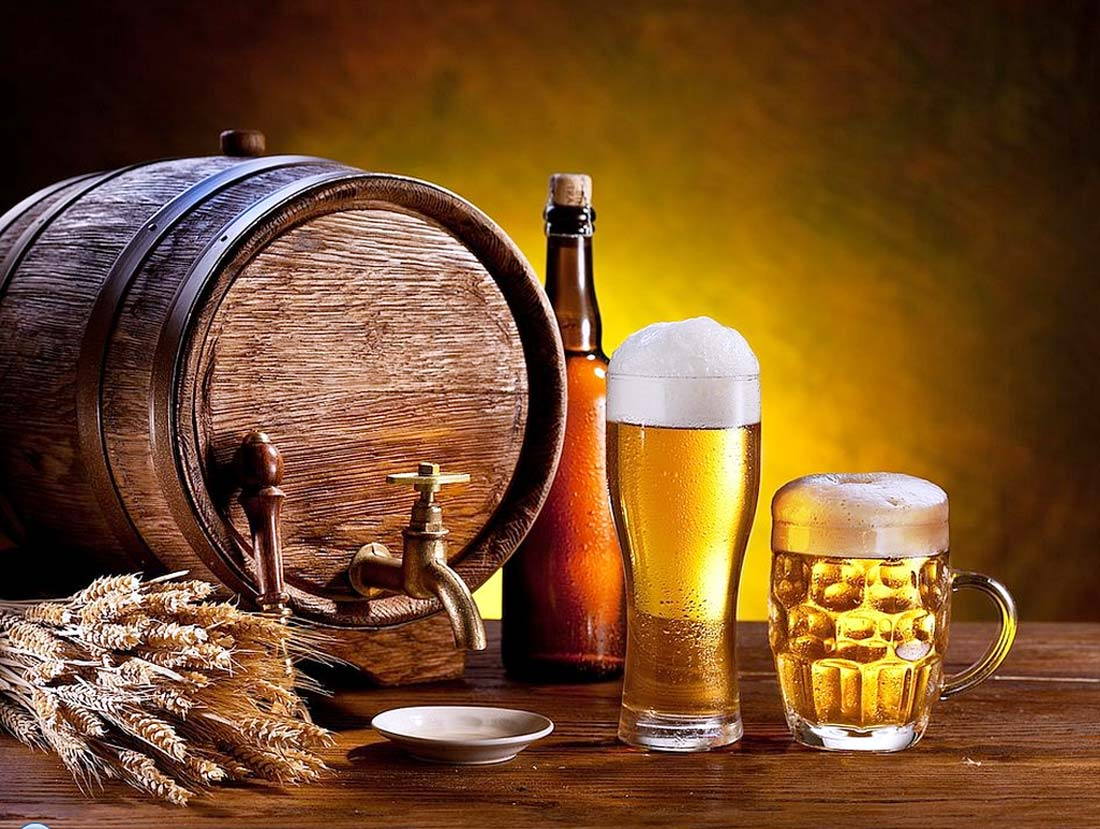 популярное пиво по странам