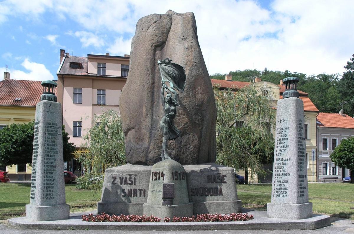 Збраслав. Прага