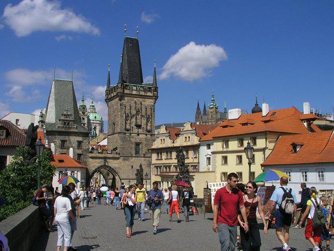 отдыхаем в Праге