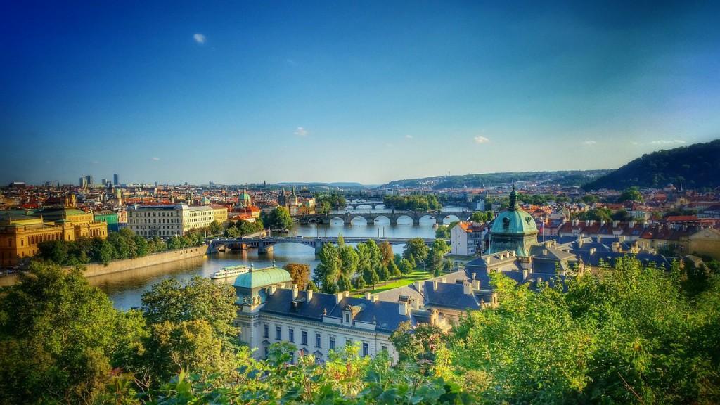 Мистические каникулы в Чехии