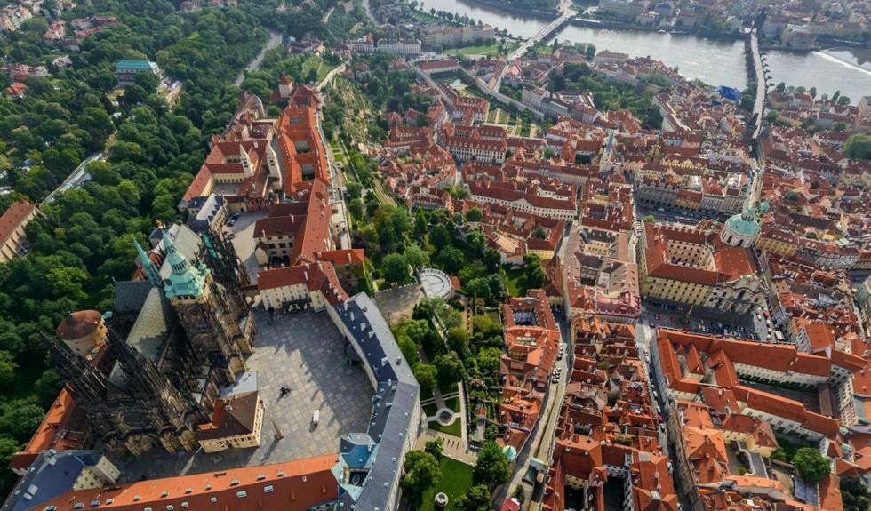 Градчаны в Праге