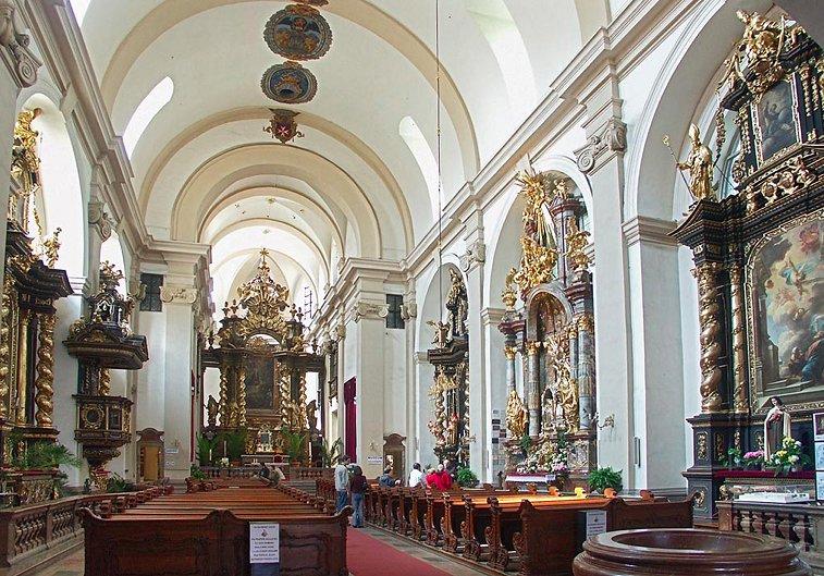 Храм Девы Марии Победоносной, Прага