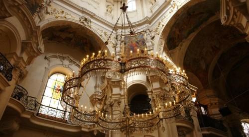 Прага, Гуситская церковь
