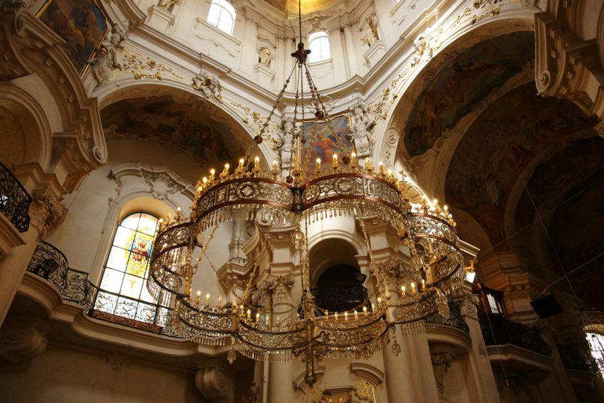 Гуситская церковь в Голешовице