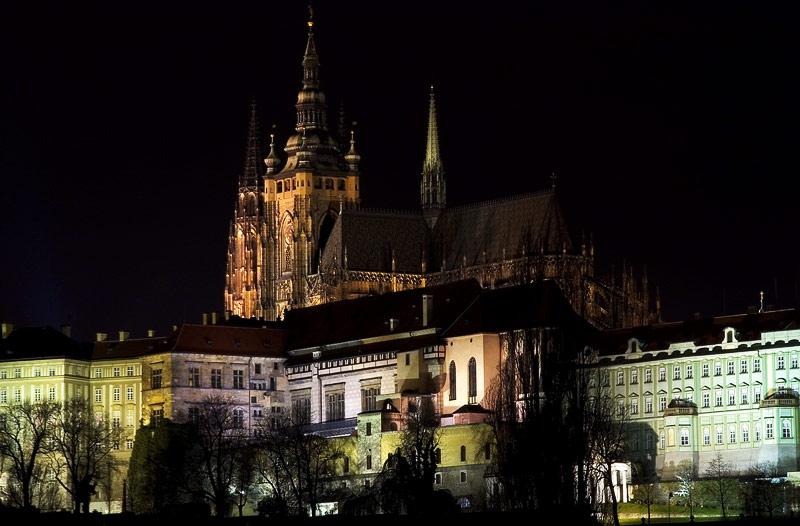 Мистические каникулы в Праге