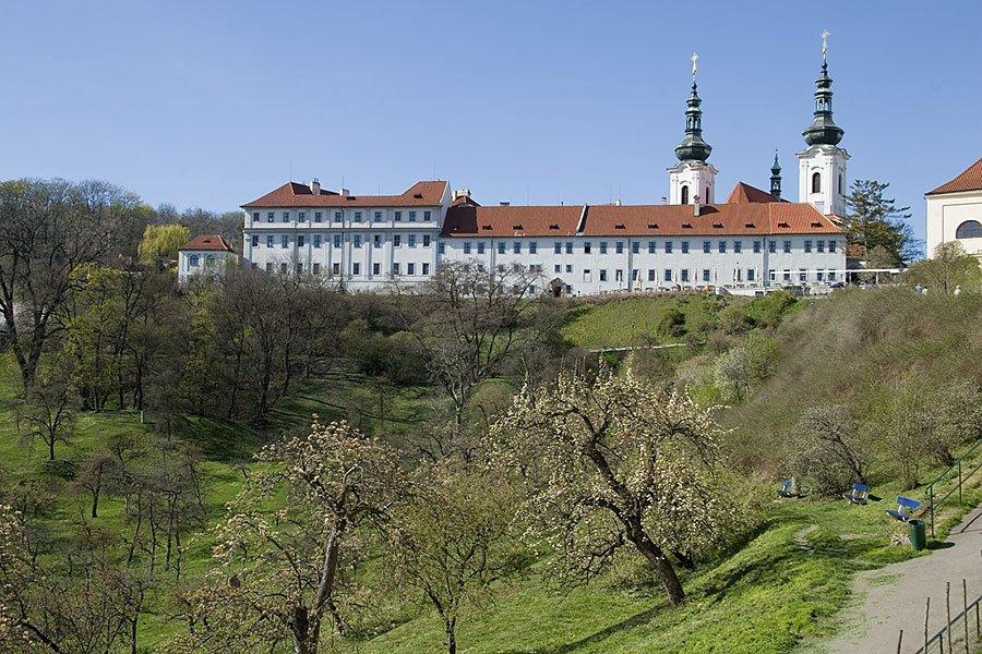 Терезианский дворец Прага